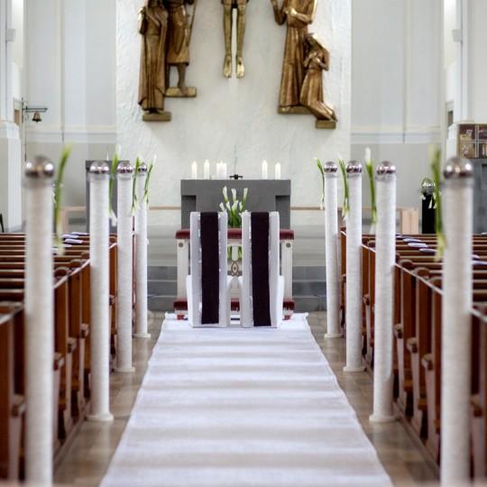 6 Kirchen deko